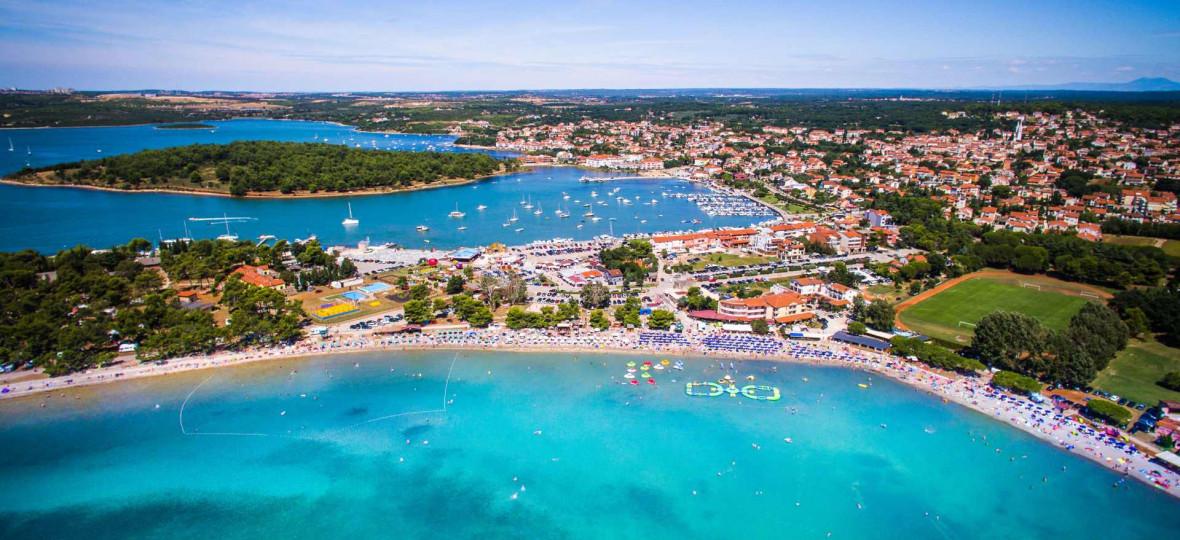 3 Sterne Ferienanlage Kroatien 2