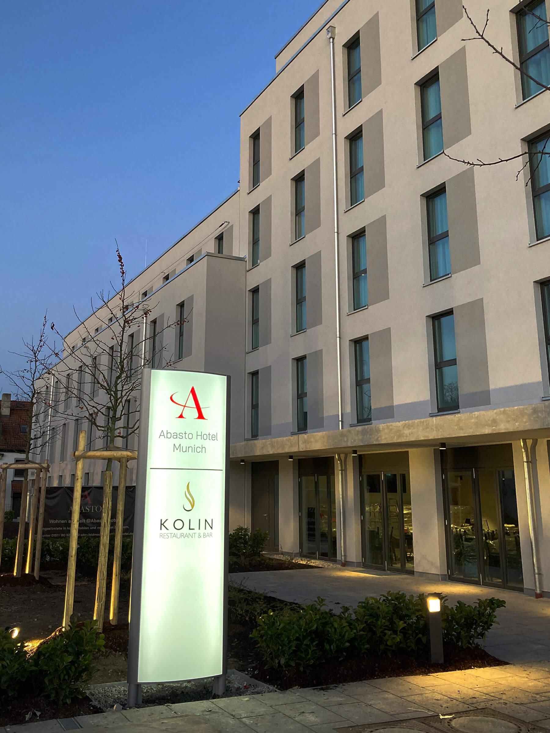 3 Sterne Hotel München