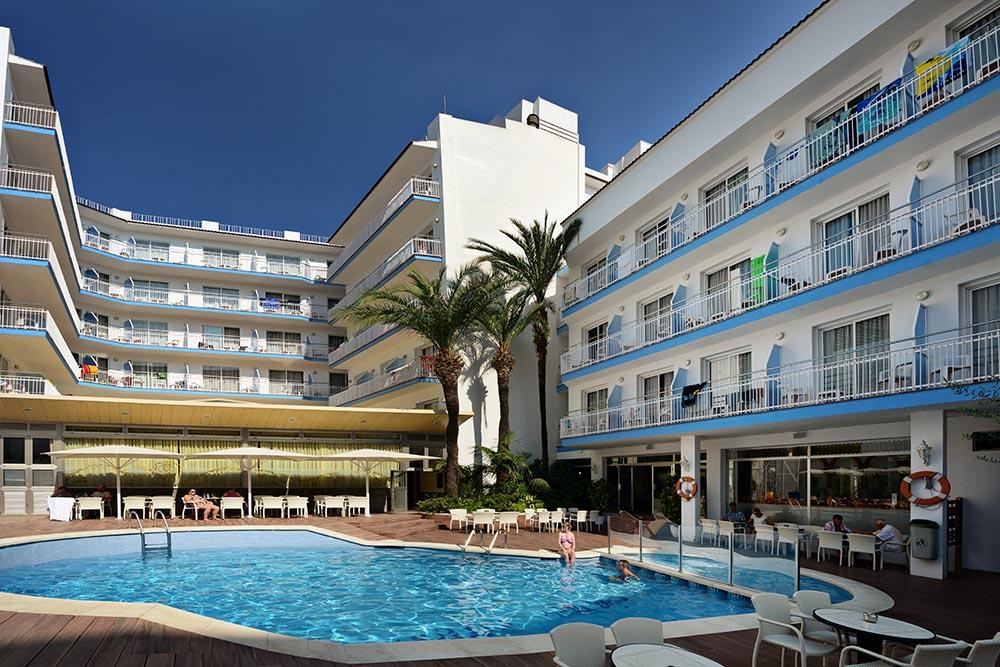 3 Sterne Hotel Spanien 2