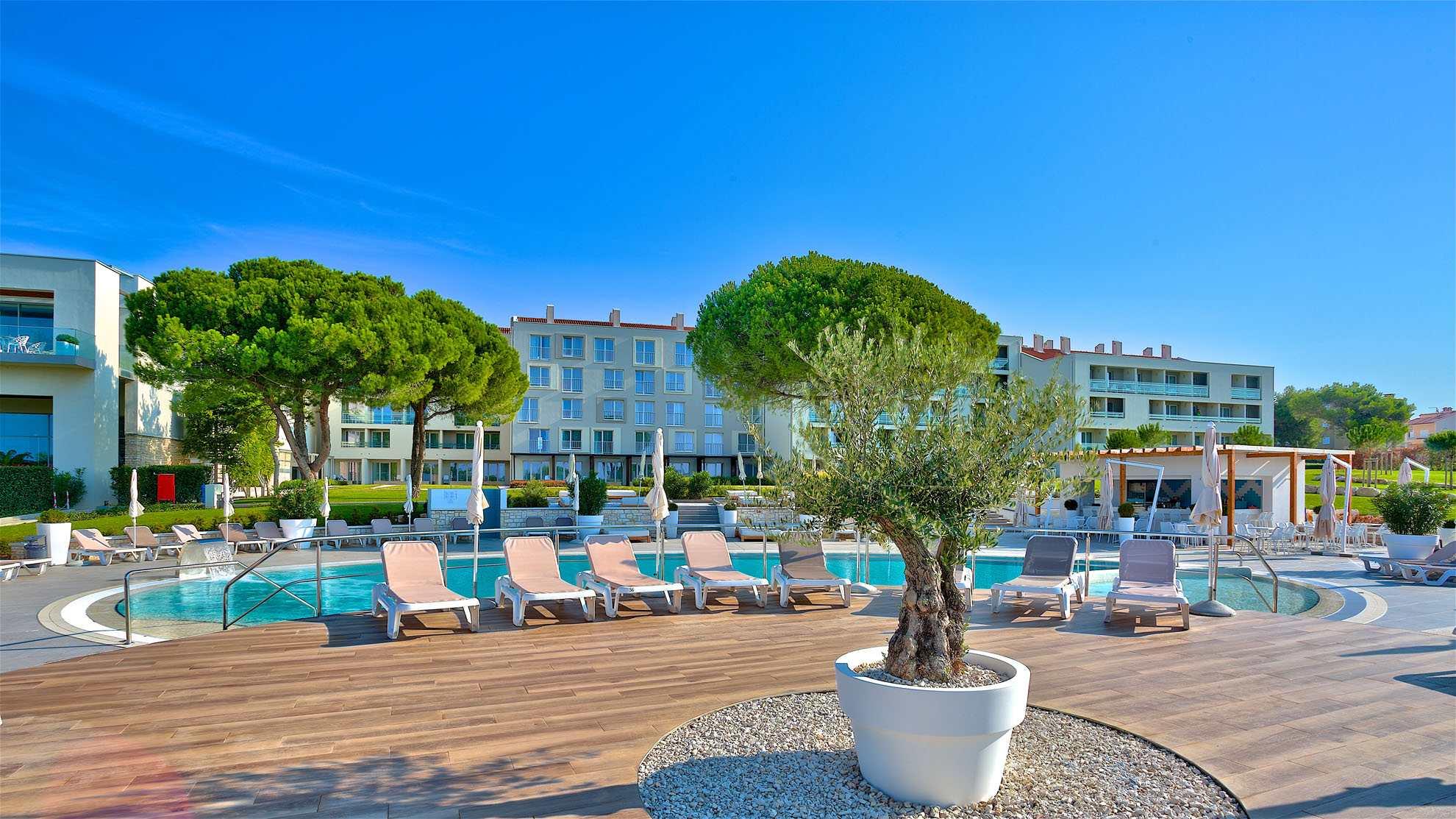 4 Sterne Hotel Kroatien