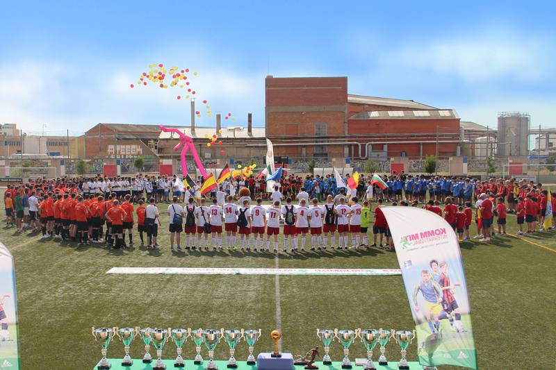 14. Spain Trophy