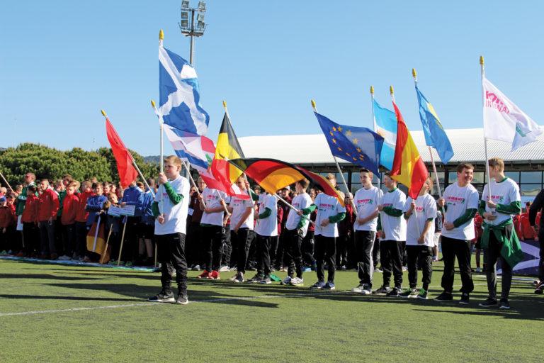 Kick-off for the KOMM MIT tournament season 2022