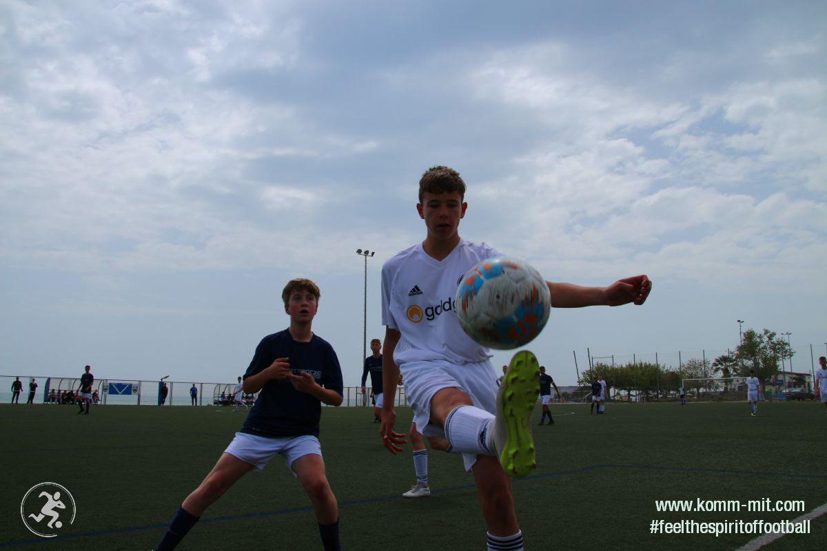 KOMM MIT_Copa Maresme 2019_Spielszene_Calella