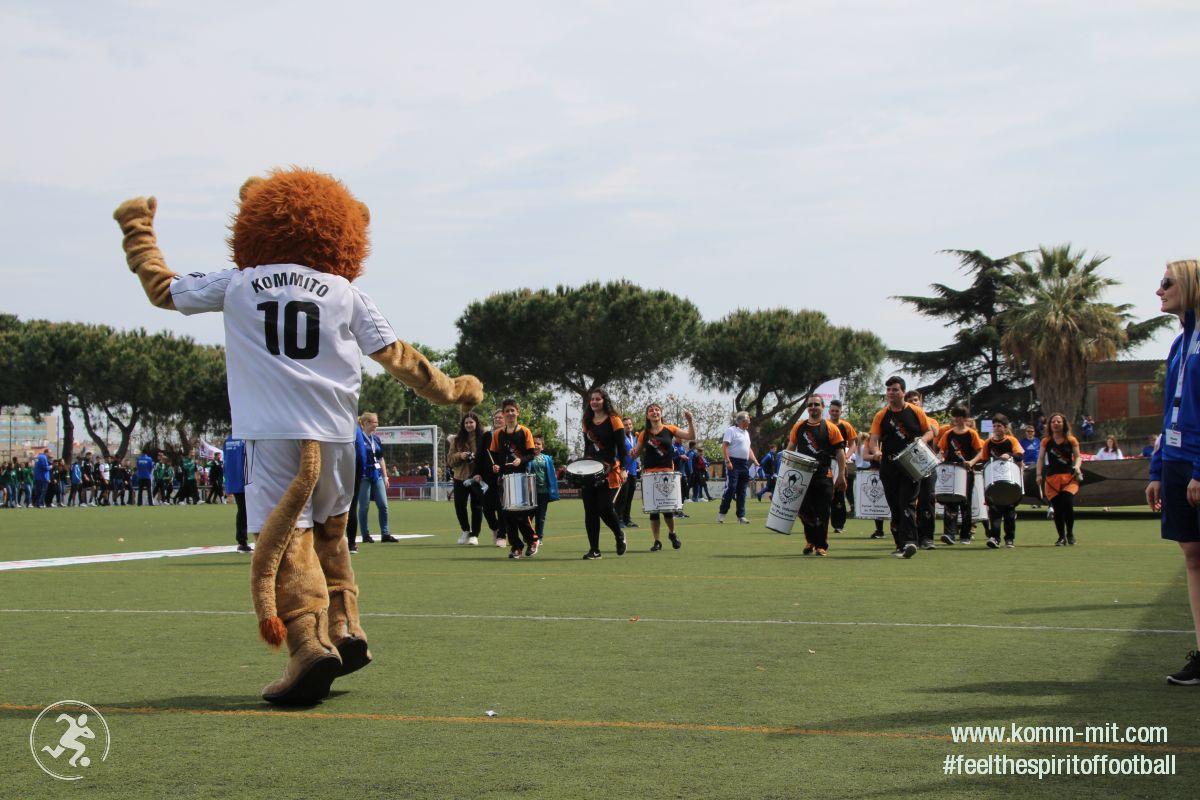 KOMM MIT_Trofeo Mediterraneo 2019_Eröffnungsfeier_Trommler